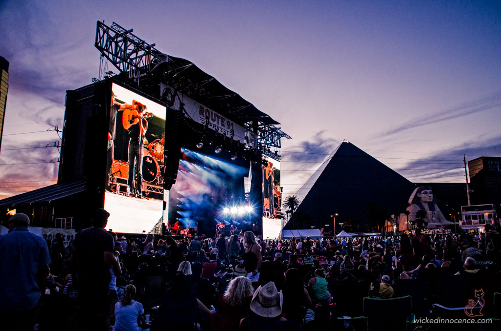 Backstage with Solotech and L-Acoustics