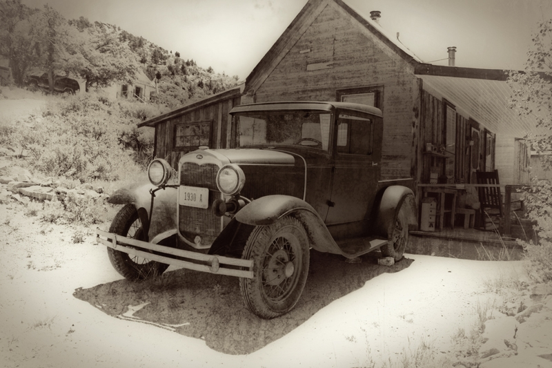 Silver City: An old mining town, close to home